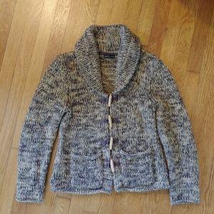 Moda Wool Toggle Sweater